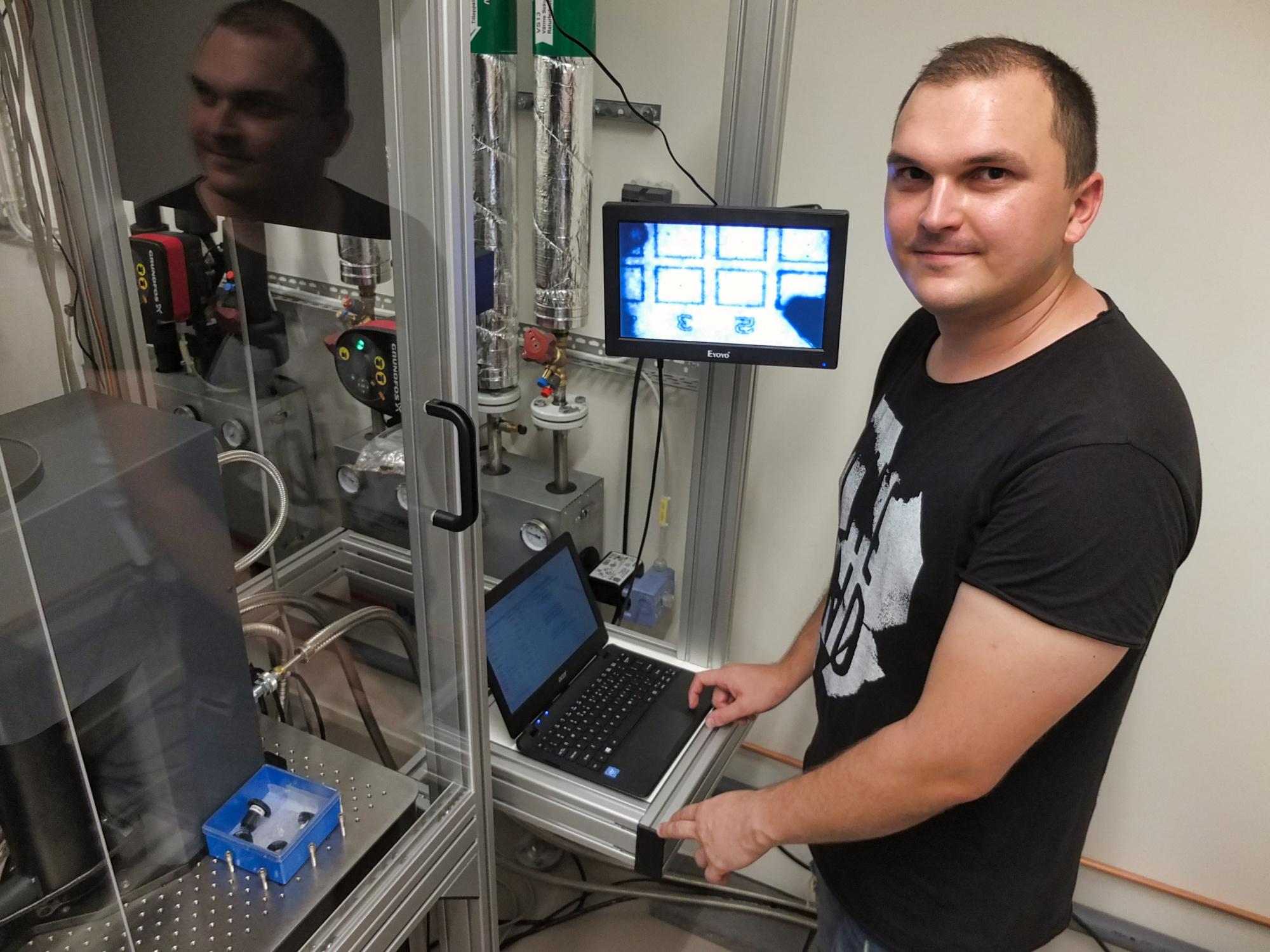 Na stáž do Stockholmu vyrazil student doktorského studijního programu Optika a optoelektronika