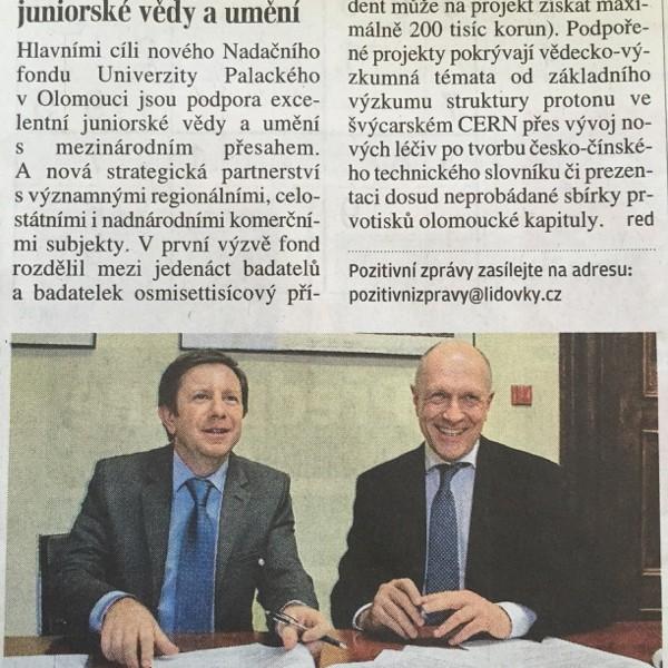 Lidové noviny, 1.8.2015